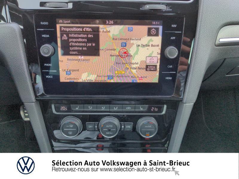 Photo 8 de l'offre de VOLKSWAGEN Golf 2.0 TDI 184ch FAP GTD 5p à 24890€ chez Sélection Auto - Volkswagen Saint Brieuc
