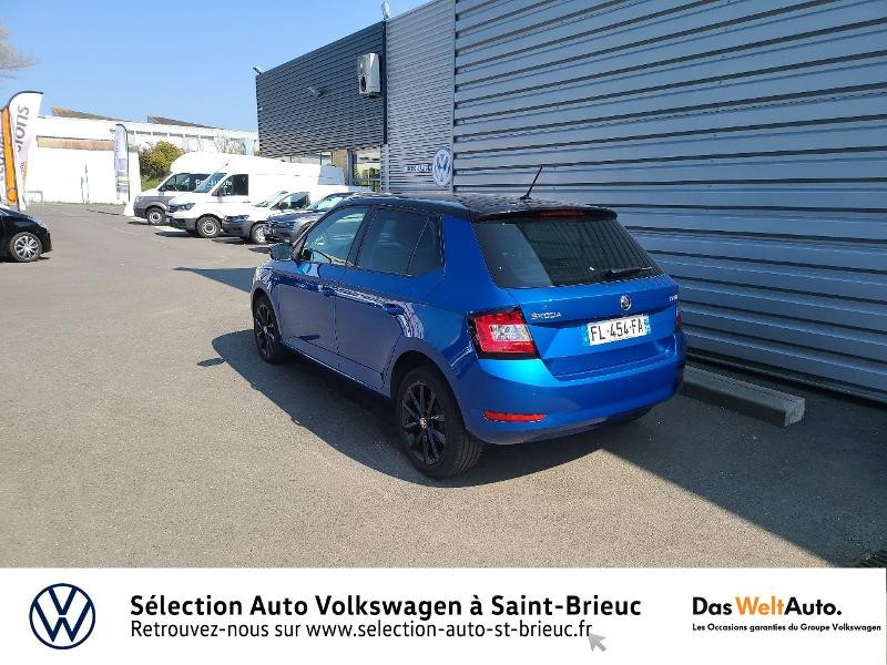 Photo 3 de l'offre de SKODA Fabia 1.0 MPI 60ch Edition à 11990€ chez Sélection Auto - Volkswagen Saint Brieuc