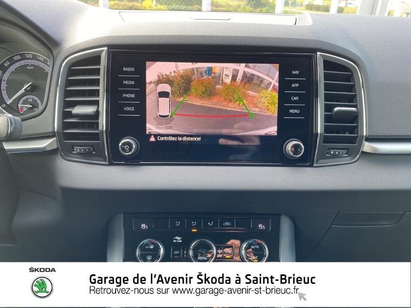 Photo 8 de l'offre de SKODA Karoq 1.0 TSI 116ch Drive Euro6d-T à 24490€ chez Garage de l'Avenir - SKODA Saint Brieuc