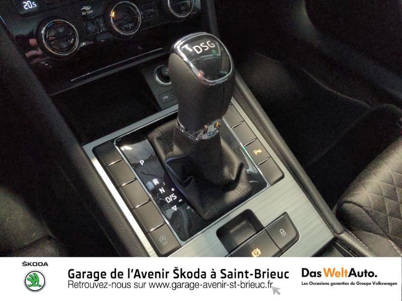 Photo 13 de l'offre de SKODA Superb Combi 2.0 TDI 150ch SCR Business DSG7 Euro6d-T EVAP 8cv à 27490€ chez Sélection Auto - Volkswagen Saint Brieuc