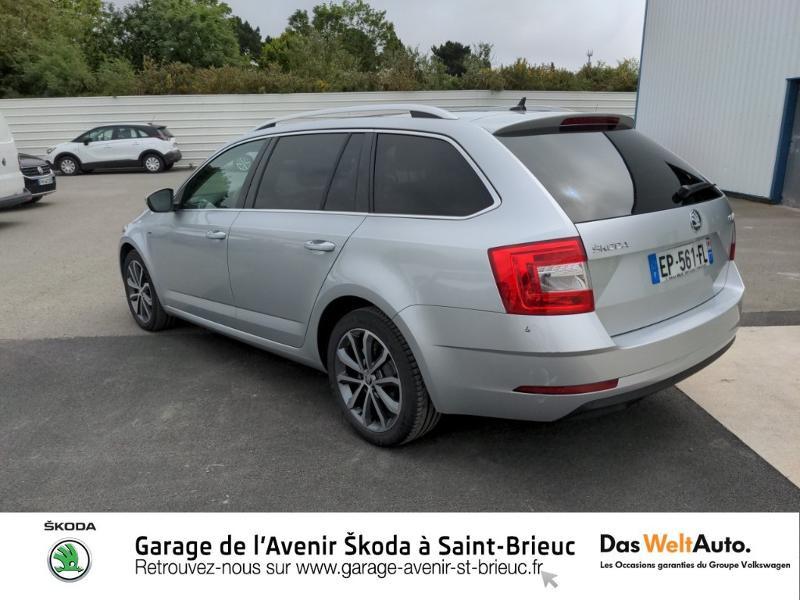 Photo 3 de l'offre de SKODA Octavia Break 1.6 TDI 116ch CR FAP Drive DSG7 à 17490€ chez Garage de l'Avenir - SKODA Saint Brieuc