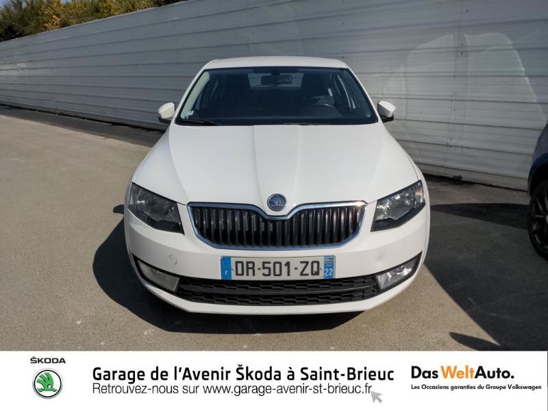 Photo 5 de l'offre de SKODA Octavia 1.6 TDI 105ch CR FAP Green Tec Ambition à 9990€ chez Sélection Auto - Volkswagen Saint Brieuc