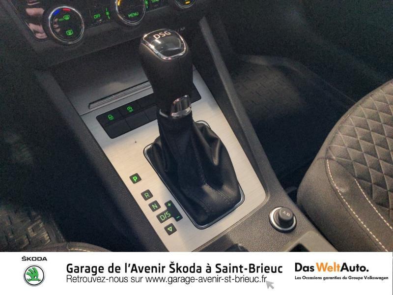 Photo 13 de l'offre de SKODA Octavia Break 1.6 TDI 116ch CR FAP Drive DSG7 à 17490€ chez Garage de l'Avenir - SKODA Saint Brieuc