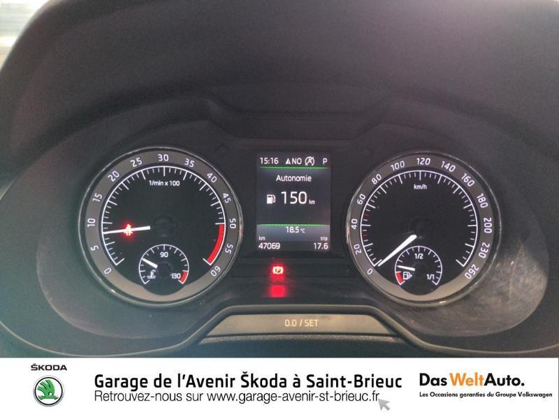 Photo 12 de l'offre de SKODA Octavia Break 1.6 TDI 116ch CR FAP Drive DSG7 à 17490€ chez Garage de l'Avenir - SKODA Saint Brieuc