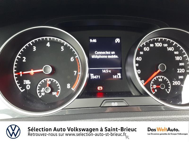Photo 9 de l'offre de VOLKSWAGEN Golf 1.0 TSI 85ch Trendline Euro6d-T 5p à 13990€ chez Garage de l'Avenir - SKODA Saint Brieuc