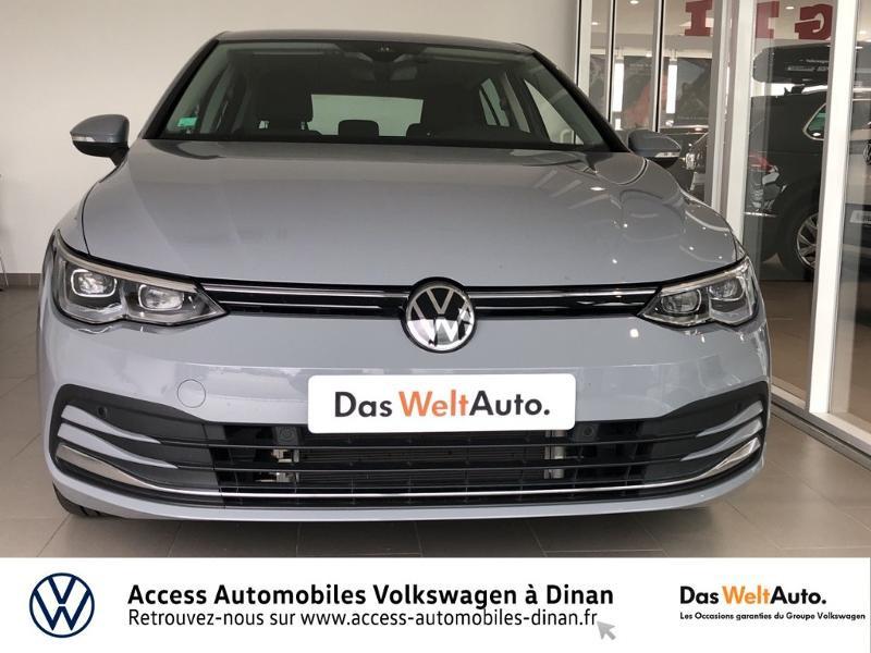 Photo 5 de l'offre de VOLKSWAGEN Golf 1.5 eTSI OPF 150ch Style 1st DSG7 à 27790€ chez Sélection Auto - Volkswagen Saint Brieuc