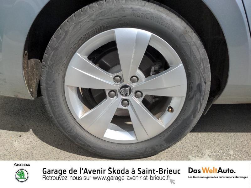 Photo 20 de l'offre de SKODA Superb Combi 2.0 TDI 150ch SCR Business DSG7 Euro6d-T EVAP 8cv à 27490€ chez Sélection Auto - Volkswagen Saint Brieuc