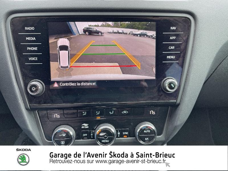 Photo 9 de l'offre de SKODA Octavia Break 2.0 TDI 184ch SCR RS DSG7 Euro6d-T à 30990€ chez Garage de l'Avenir - SKODA Saint Brieuc