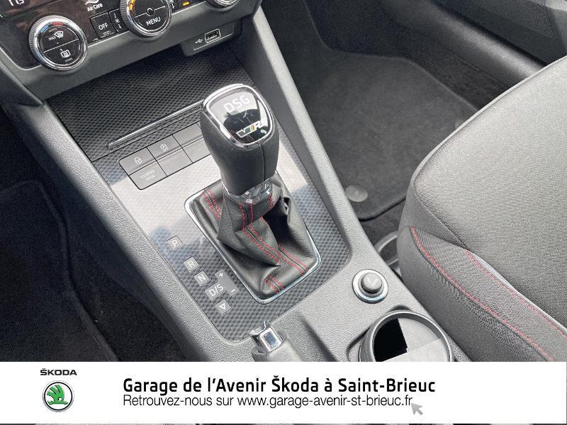 Photo 10 de l'offre de SKODA Octavia Break 2.0 TDI 184ch SCR RS DSG7 Euro6d-T à 30990€ chez Garage de l'Avenir - SKODA Saint Brieuc