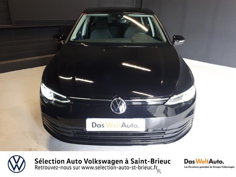 Photo 5 de l'offre de VOLKSWAGEN Golf 2.0 TDI SCR 115ch Life 1st à 25990€ chez Sélection Auto - Volkswagen Saint Brieuc