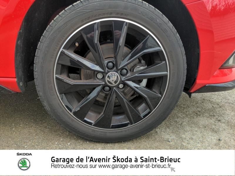 Photo 19 de l'offre de SKODA Fabia 1.0 TSI 95ch Monte Carlo Euro6d-T à 14890€ chez Garage de l'Avenir - SKODA Saint Brieuc
