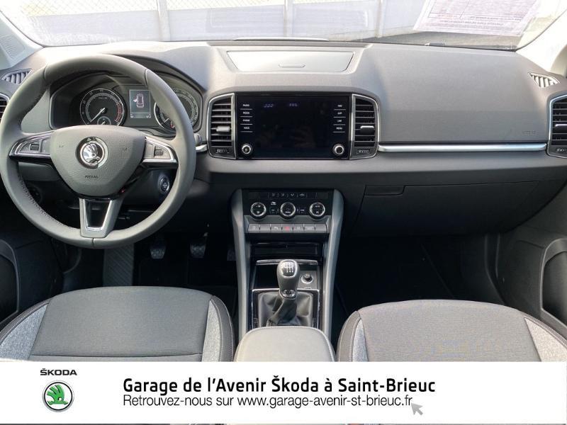 Photo 6 de l'offre de SKODA Karoq 1.0 TSI 116ch Drive Euro6d-T à 24490€ chez Garage de l'Avenir - SKODA Saint Brieuc