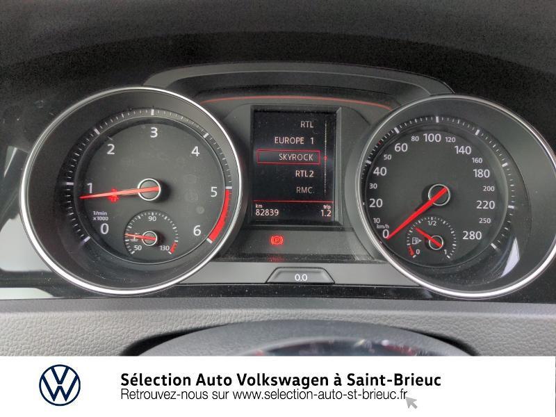 Photo 9 de l'offre de VOLKSWAGEN Golf 2.0 TDI 184ch FAP GTD 5p à 24890€ chez Sélection Auto - Volkswagen Saint Brieuc