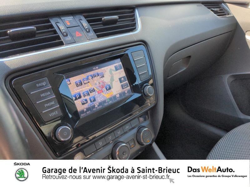 Photo 13 de l'offre de SKODA Octavia 1.6 TDI 105ch CR FAP Green Tec Ambition à 9990€ chez Sélection Auto - Volkswagen Saint Brieuc