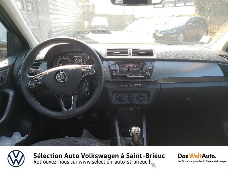 Photo 6 de l'offre de SKODA Fabia 1.0 MPI 60ch Edition à 11990€ chez Sélection Auto - Volkswagen Saint Brieuc