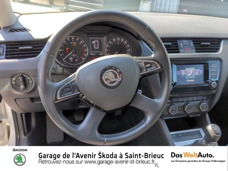 Photo 7 de l'offre de SKODA Octavia 1.6 TDI 105ch CR FAP Green Tec Ambition à 9990€ chez Sélection Auto - Volkswagen Saint Brieuc
