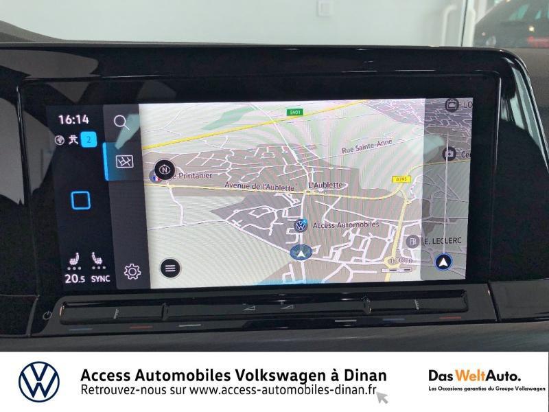 Photo 8 de l'offre de VOLKSWAGEN Golf 1.5 eTSI OPF 150ch Style 1st DSG7 à 27790€ chez Sélection Auto - Volkswagen Saint Brieuc