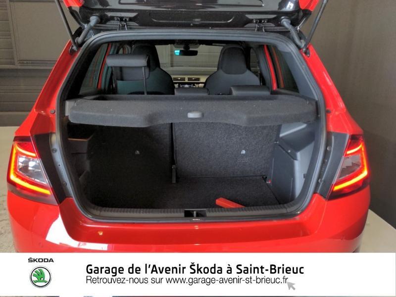 Photo 7 de l'offre de SKODA Fabia 1.0 TSI 95ch Monte Carlo Euro6d-T à 14890€ chez Garage de l'Avenir - SKODA Saint Brieuc