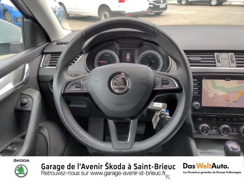 Photo 7 de l'offre de SKODA Octavia Break 1.6 TDI 116ch CR FAP Drive DSG7 à 17490€ chez Garage de l'Avenir - SKODA Saint Brieuc