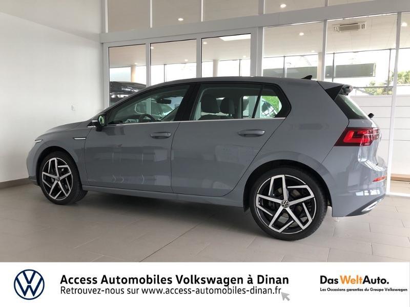 Photo 2 de l'offre de VOLKSWAGEN Golf 1.5 eTSI OPF 150ch Style 1st DSG7 à 27790€ chez Sélection Auto - Volkswagen Saint Brieuc