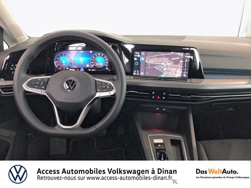 Photo 6 de l'offre de VOLKSWAGEN Golf 1.5 eTSI OPF 150ch Style 1st DSG7 à 27790€ chez Sélection Auto - Volkswagen Saint Brieuc