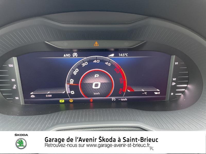 Photo 6 de l'offre de SKODA Octavia Break 2.0 TDI 184ch SCR RS DSG7 Euro6d-T à 30990€ chez Garage de l'Avenir - SKODA Saint Brieuc