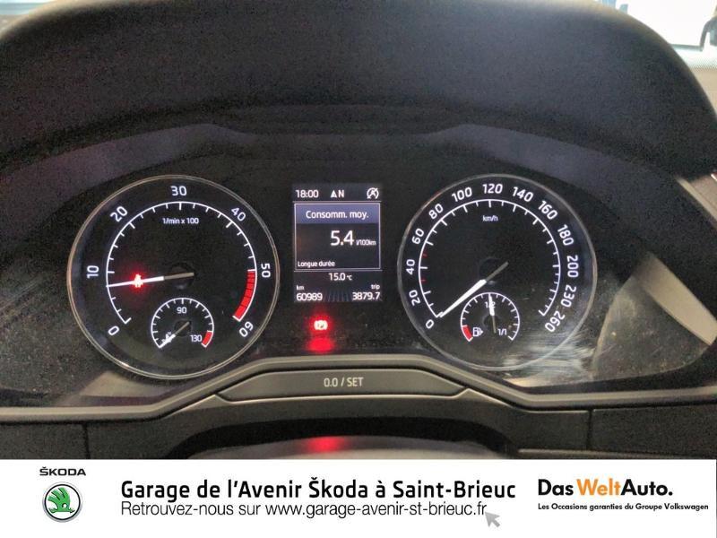 Photo 9 de l'offre de SKODA Superb Combi 2.0 TDI150 Greentec Style DSG à 20990€ chez Garage de l'Avenir - SKODA Saint Brieuc