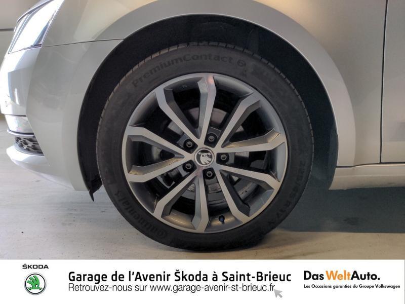 Photo 17 de l'offre de SKODA Octavia Break 1.6 TDI 116ch CR FAP Drive DSG7 à 17490€ chez Garage de l'Avenir - SKODA Saint Brieuc