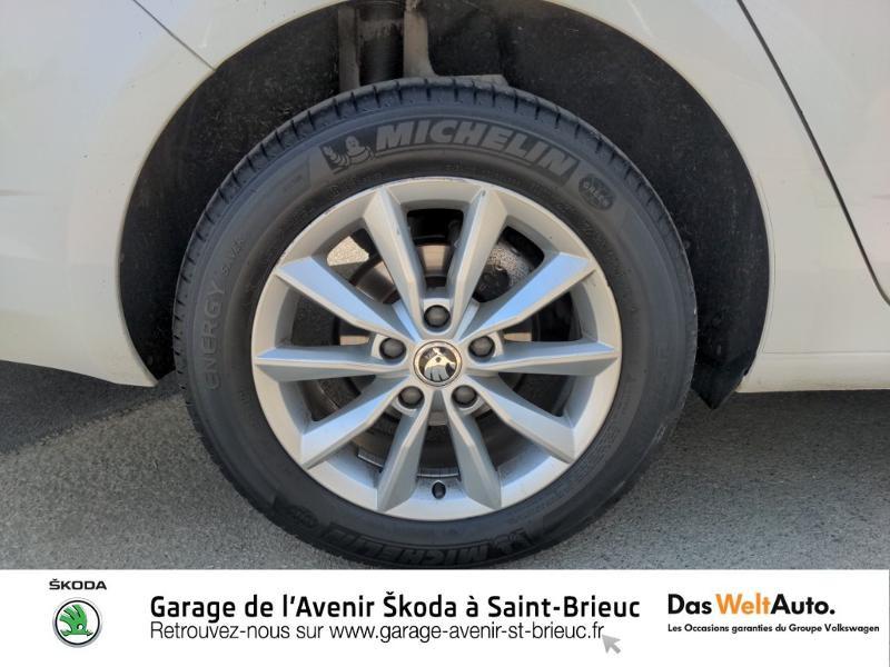 Photo 17 de l'offre de SKODA Octavia 1.6 TDI 105ch CR FAP Green Tec Ambition à 9990€ chez Sélection Auto - Volkswagen Saint Brieuc