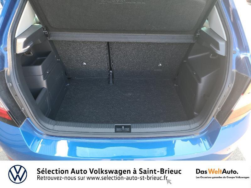 Photo 12 de l'offre de SKODA Fabia 1.0 MPI 60ch Edition à 11990€ chez Sélection Auto - Volkswagen Saint Brieuc