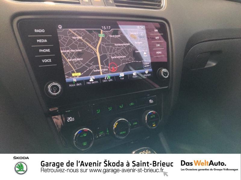 Photo 8 de l'offre de SKODA Octavia Break 1.6 TDI 116ch CR FAP Drive DSG7 à 17490€ chez Garage de l'Avenir - SKODA Saint Brieuc