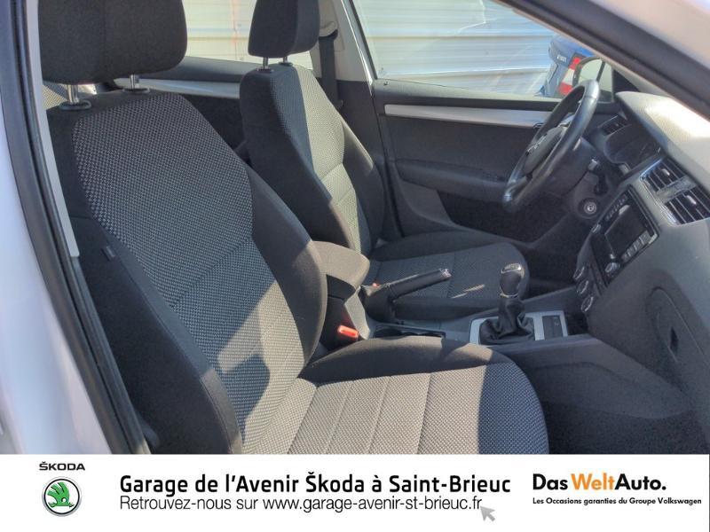 Photo 16 de l'offre de SKODA Octavia 1.6 TDI 105ch CR FAP Green Tec Ambition à 9990€ chez Sélection Auto - Volkswagen Saint Brieuc