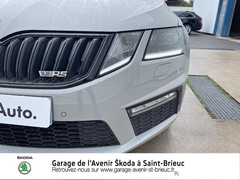 Photo 17 de l'offre de SKODA Octavia Break 2.0 TDI 184ch SCR RS DSG7 Euro6d-T à 30990€ chez Garage de l'Avenir - SKODA Saint Brieuc