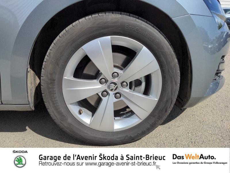 Photo 19 de l'offre de SKODA Superb Combi 2.0 TDI 150ch SCR Business DSG7 Euro6d-T EVAP 8cv à 27490€ chez Sélection Auto - Volkswagen Saint Brieuc