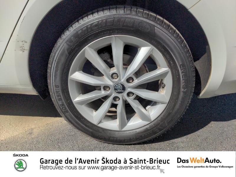Photo 19 de l'offre de SKODA Octavia 1.6 TDI 105ch CR FAP Green Tec Ambition à 9990€ chez Sélection Auto - Volkswagen Saint Brieuc