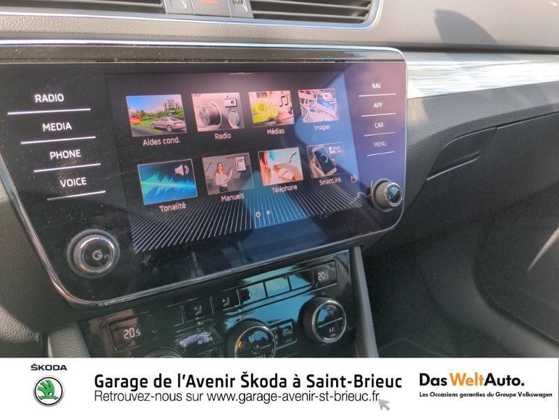 Photo 11 de l'offre de SKODA Superb Combi 2.0 TDI 150ch SCR Business DSG7 Euro6d-T EVAP 8cv à 27490€ chez Sélection Auto - Volkswagen Saint Brieuc