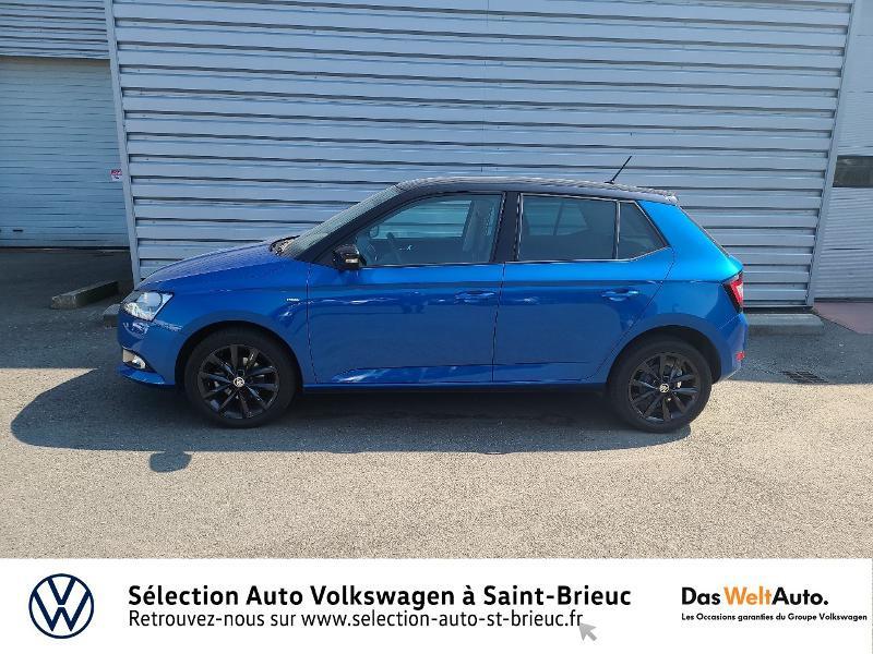 Photo 2 de l'offre de SKODA Fabia 1.0 MPI 60ch Edition à 11990€ chez Sélection Auto - Volkswagen Saint Brieuc