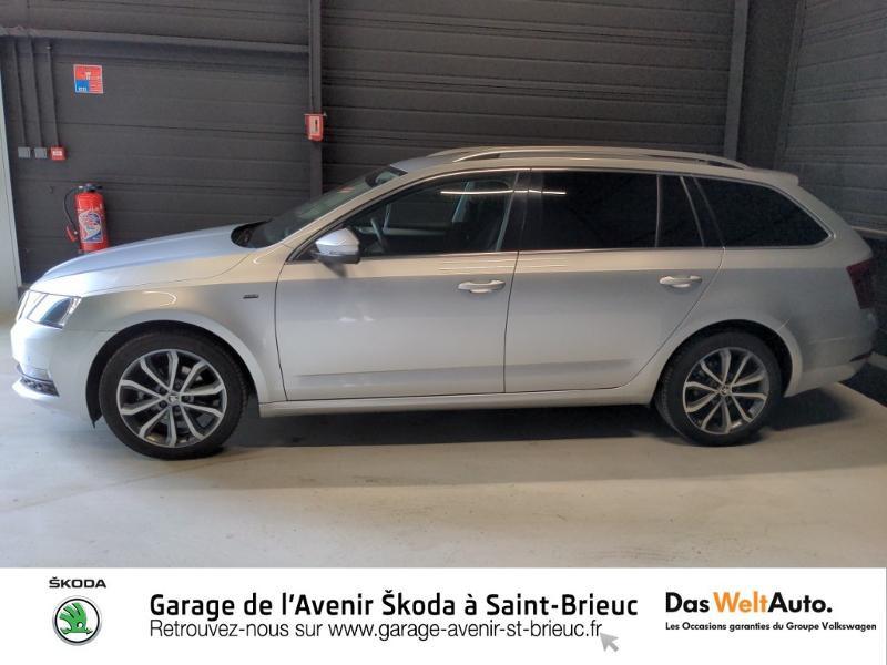 Photo 2 de l'offre de SKODA Octavia Break 1.6 TDI 116ch CR FAP Drive DSG7 à 17490€ chez Garage de l'Avenir - SKODA Saint Brieuc