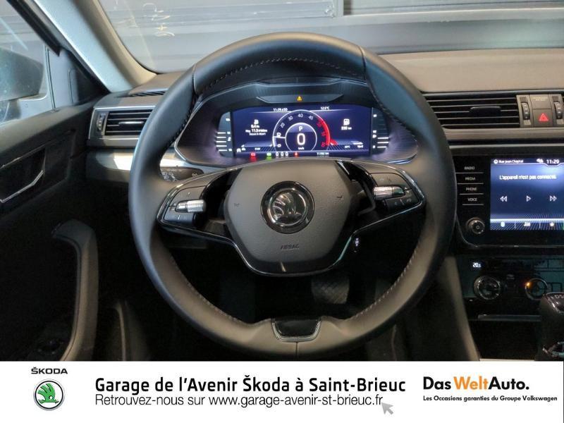 Photo 8 de l'offre de SKODA Superb Combi 2.0 TDI 150ch SCR Business DSG7 Euro6d-T EVAP 8cv à 27490€ chez Sélection Auto - Volkswagen Saint Brieuc