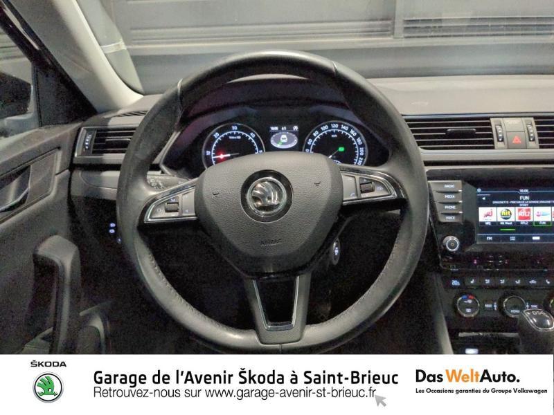 Photo 7 de l'offre de SKODA Superb Combi 2.0 TDI150 Greentec Style DSG à 20990€ chez Garage de l'Avenir - SKODA Saint Brieuc