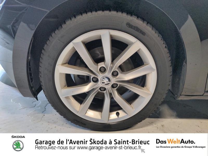 Photo 16 de l'offre de SKODA Superb Combi 2.0 TDI150 Greentec Style DSG à 20990€ chez Garage de l'Avenir - SKODA Saint Brieuc