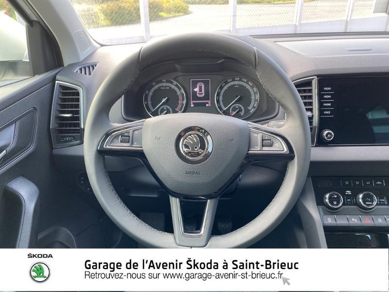 Photo 7 de l'offre de SKODA Karoq 1.0 TSI 116ch Drive Euro6d-T à 24490€ chez Garage de l'Avenir - SKODA Saint Brieuc