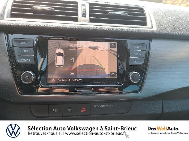 Photo 8 de l'offre de SKODA Fabia 1.0 MPI 60ch Edition à 11990€ chez Sélection Auto - Volkswagen Saint Brieuc