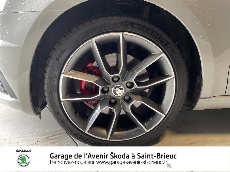 Photo 13 de l'offre de SKODA Octavia Break 2.0 TDI 184ch SCR RS DSG7 Euro6d-T à 30990€ chez Garage de l'Avenir - SKODA Saint Brieuc