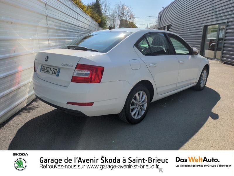 Photo 3 de l'offre de SKODA Octavia 1.6 TDI 105ch CR FAP Green Tec Ambition à 9990€ chez Sélection Auto - Volkswagen Saint Brieuc