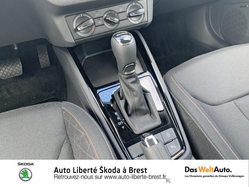 Photo 10 de l'offre de SKODA Kamiq 1.0 TSI Evo 110ch Young Edition DSG7 à 21490€ chez Auto Liberté - SKODA Brest