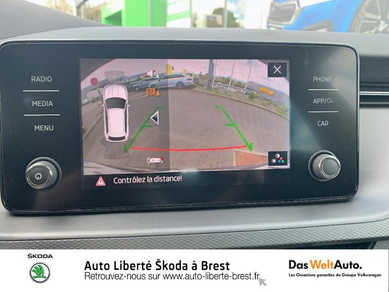 Photo 17 de l'offre de SKODA Kamiq 1.0 TSI Evo 110ch Young Edition DSG7 à 21490€ chez Auto Liberté - SKODA Brest