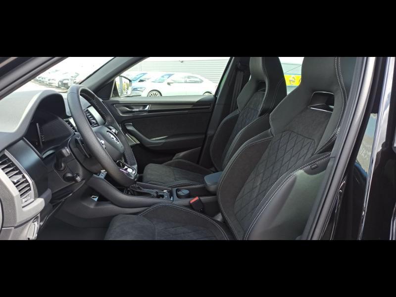 Photo 18 de l'offre de SKODA Kodiaq 2.0 TDI 150 SCR Sportline DSG Euro6ap 7 places à 42990€ chez Auto Liberté - SKODA Brest