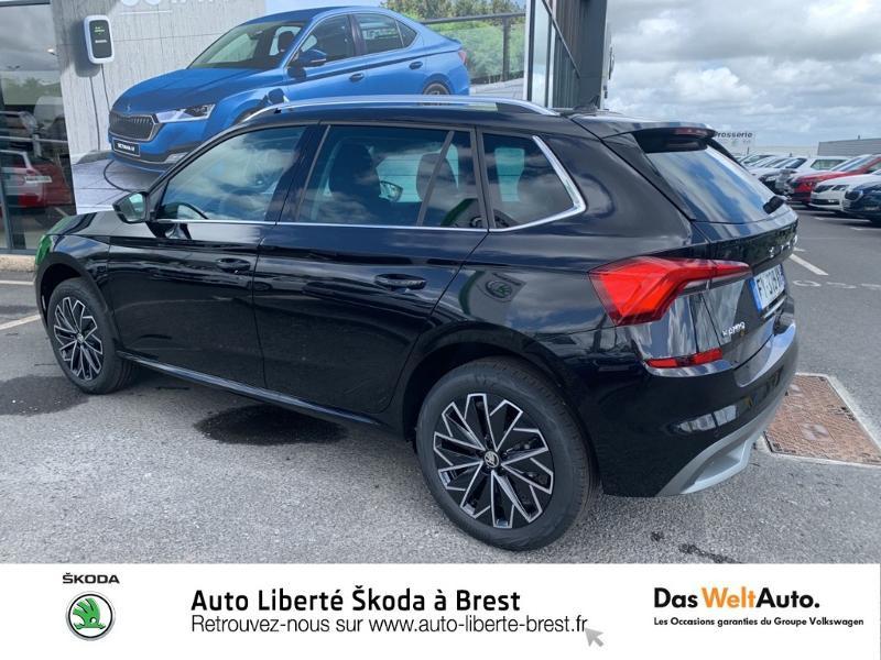 Photo 3 de l'offre de SKODA Kamiq 1.0 TSI Evo 110ch Young Edition DSG7 à 21490€ chez Auto Liberté - SKODA Brest