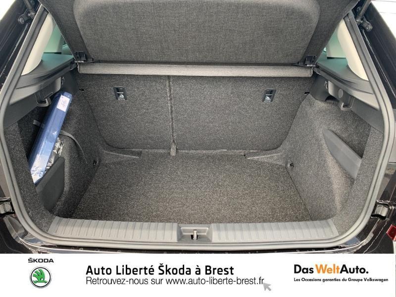 Photo 12 de l'offre de SKODA Kamiq 1.0 TSI Evo 110ch Young Edition DSG7 à 21490€ chez Auto Liberté - SKODA Brest